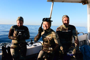 Overnight Mornington Peninsula Experienced Freediving Course