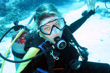 PADI Open Water Course in Cozumel