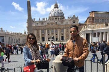 Papal Jubilee Tour of Rome by Segway