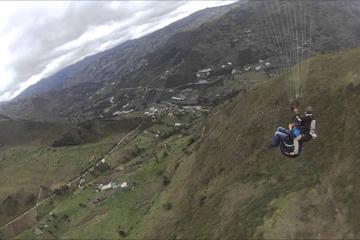 Paragliding Paute Adventure Tour From Cuenca