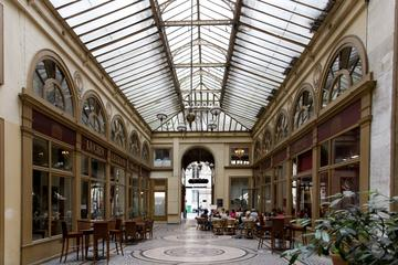 Paris 3-Hour Walking Tour of Covered Passages Including Visit to Palais Royal Gardens