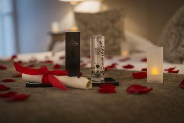 Paris Hotel Romantic Set Up