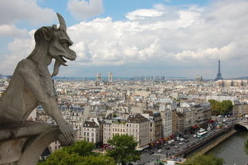 Paris Latin Quarter Walking Tour