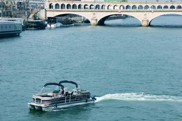 Paris Seine River Cruise with Brunch