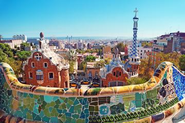 Park Guell and Sagrada Familia Guided Day Tour in Barcelona