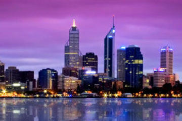 Perth City of Lights Dinner Cruise