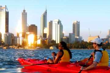 Perth Sunset Kayak Tour