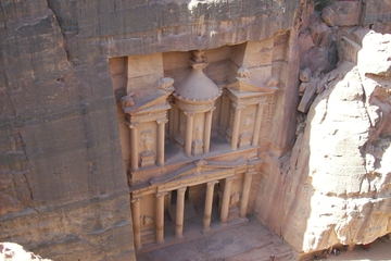 Petra by Bus and Boat from Sharm El Sheikh