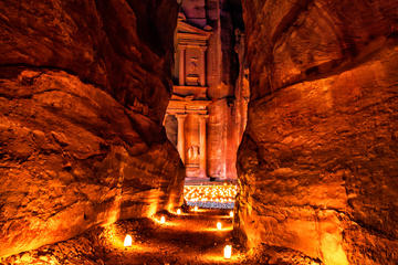Petra Full Day Tour from Dead Sea