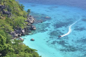 Phang Nga Bay Day Trip from Phuket by Speedboat