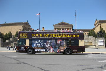 Philadelphia 3-Combo Tour: Hop-on Hop-off, Eastern State Penitentiary, and Franklin's Footsteps