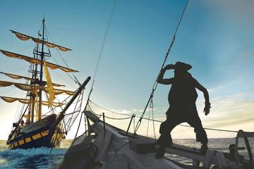 Pirate Ship Sunset Dinner and Show in Los Cabos
