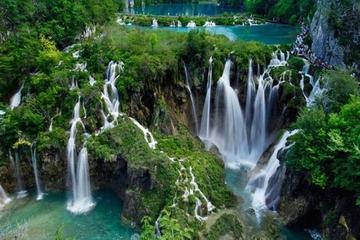 Plitvice National Park Full-Day Tour from Zadar