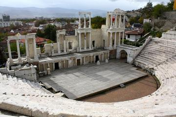 Plovdiv and Bachkovo Monastery and Asenova Fortress