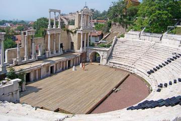 Plovdiv and Bachkovo Monastery Tour