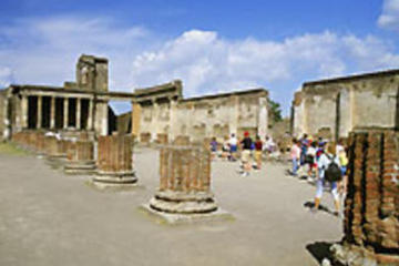 Pompeii Sightseeing Tour from Naples (Japanese Guide) - Mybus