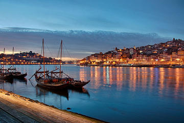 Porto Full Day Tour Including River Cruise, WineTasting and Lunch