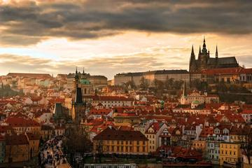 Prague Castle Walking Tour Including Golden Lane and St. Vitus Cathedral