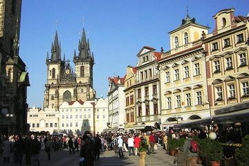 Prague City Walking Tour Including Admission to Old Town Square Astronomical Clock Tower