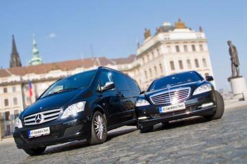 Prague to Salzburg Private Transfer