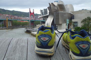 Premium Running Tour at Bilbao