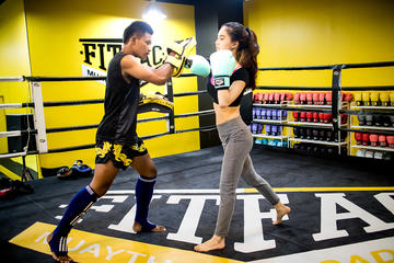 Private: 1-Hour Personal Training Session 1-1 with Legendary Muay Thai Fighter