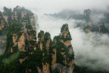 Private 2-Day Zhangjiajie Tour of Tianmen and Tianzi Mountain from Beijing