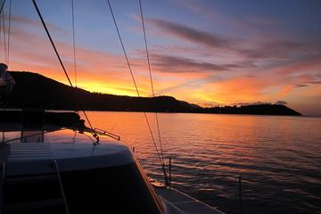 Private: 3-Day Fully Crewed Catamaran Charter from Koh Samui