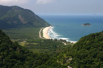 Private 4-Hour Tour of Rio de Janeiro Secluded Beaches