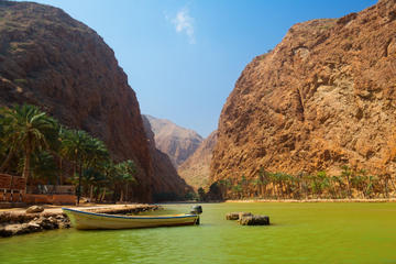 Private 4x4 Safari of Wadi Shab - The Coastal Caravan