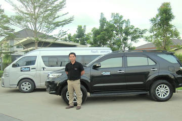 Private Airport Transfer: Bangkok to Pattaya