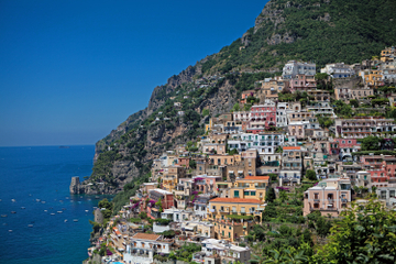 Private Amalfi Drive Excursion with Optional Dinner