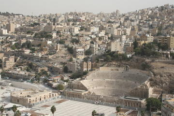 Private Amman City Sightseeing Tour from Dead Sea