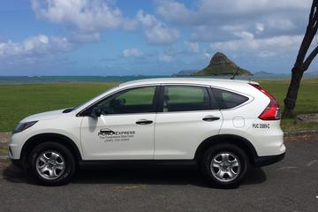 Private Arrival or Departure Transfer: Maui International Airport to Maui Hotels and Resorts