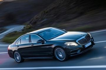 Private Arrival Transfer: Bologna to Rimini by Luxury Vehicle