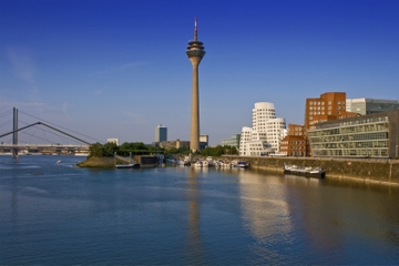 Private Arrival Transfer: Dusseldorf Train Station
