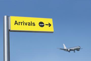 Private Arrival Transfer: John Wayne International Airport to Hotel