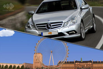 Private Arrival Transfer: London City Airport to Central London