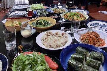 Private Authentic Japanese Cooking Lesson and Meal in a Kyoto Home