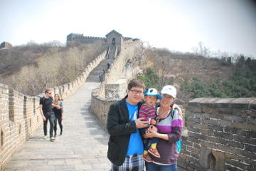 Private Beijing Family Tour: Mutianyu Great Wall