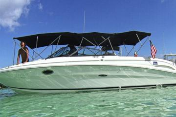 Private Boat Tour in Playa del Carmen Including Snorkeling