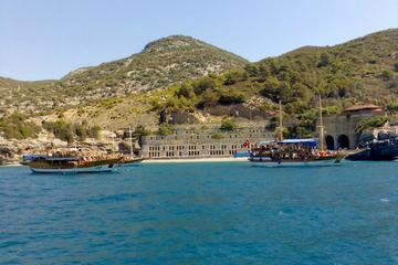 Private Boat Trip in Alanya for 5 hours