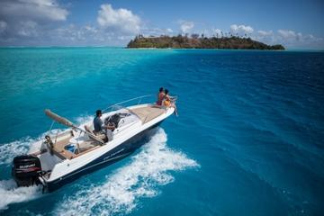 Private Bora Bora Lagoon Snorkel Cruise