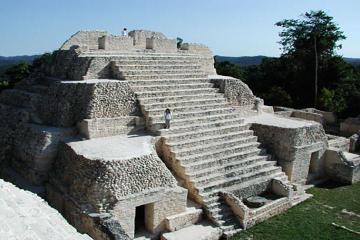 Private Caracol Tour from San Ignacio