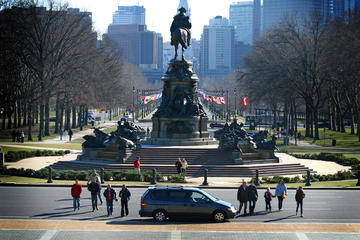 Private City of Philadelphia Driving Tour