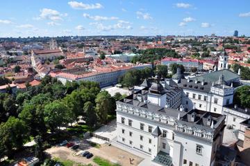 Private City Tour of Vilnius