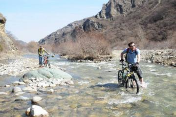 Private Cycling Tour In Khevsureti from Tbilisi