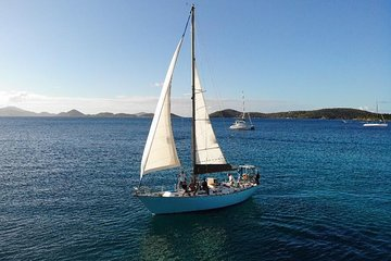 Private Day Sail in St John