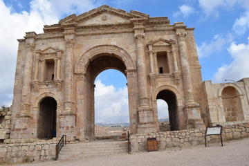 Private Day Tour: Amman, Jerash and Dead Sea