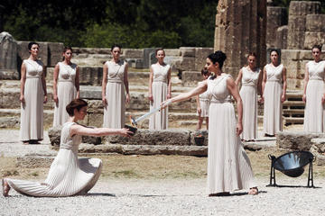 Private Day Tour from Kalamata to Ancient Olympia